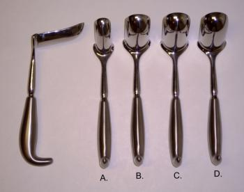 Hill-Ferguson Rectal Retractors